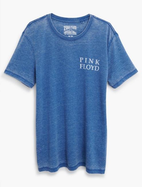 PINK FLOYD TAPE TEE, MONACO BLUE