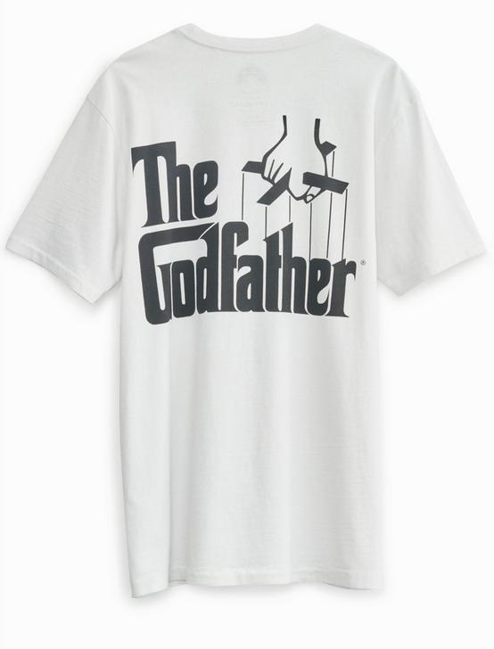 GODFATHER KING TEE, BRIGHT WHITE, productTileDesktop