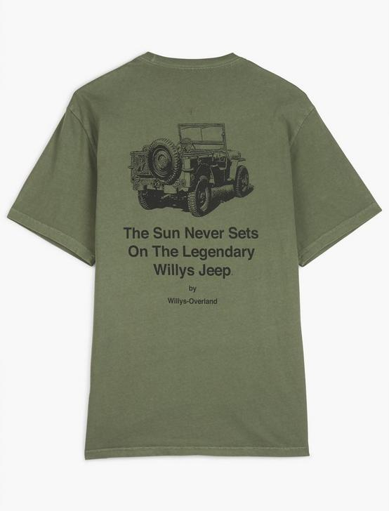 JEEP LEGEND TEE, FOUR LEAF CLOVER, productTileDesktop