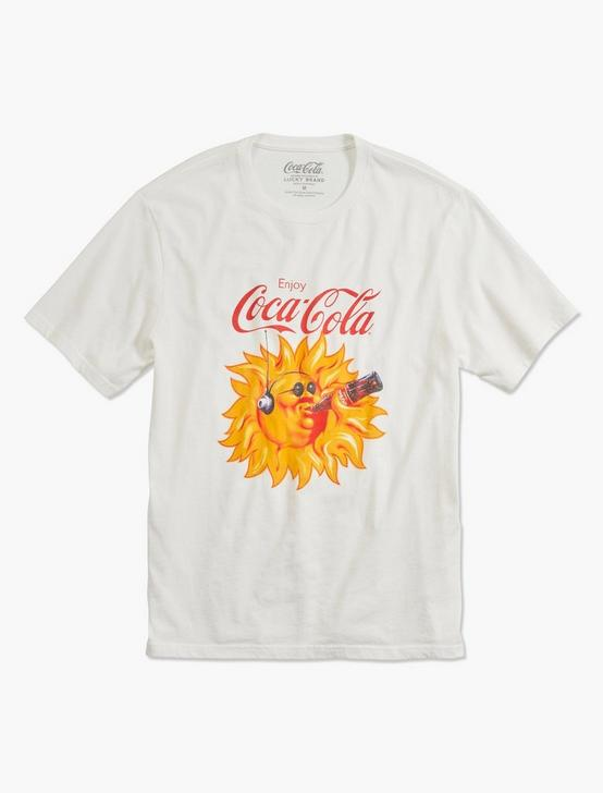 COKE SUN TEE, BRIGHT WHITE, productTileDesktop