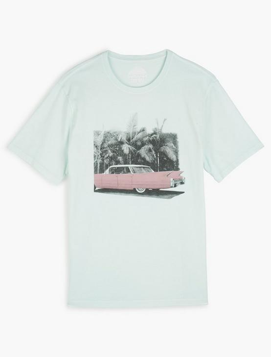 HOT ROD PALMS TEE