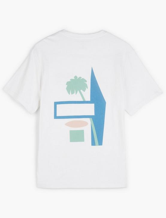 HOTEL MOTEL TEE, BRIGHT WHITE, productTileDesktop