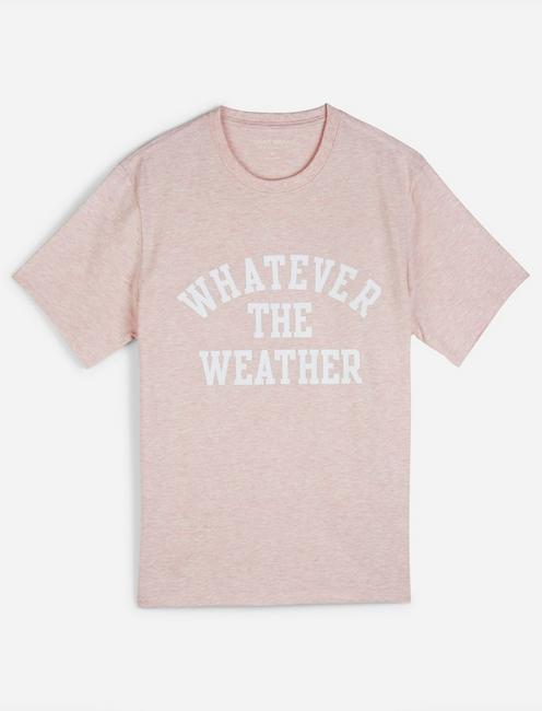 WHATEVER THE WEATHER, HEATHER PINK