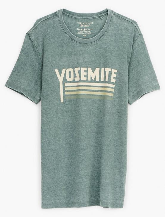 YOSEMITE STRIPES TEE, DARKEST SPRUCE, productTileDesktop