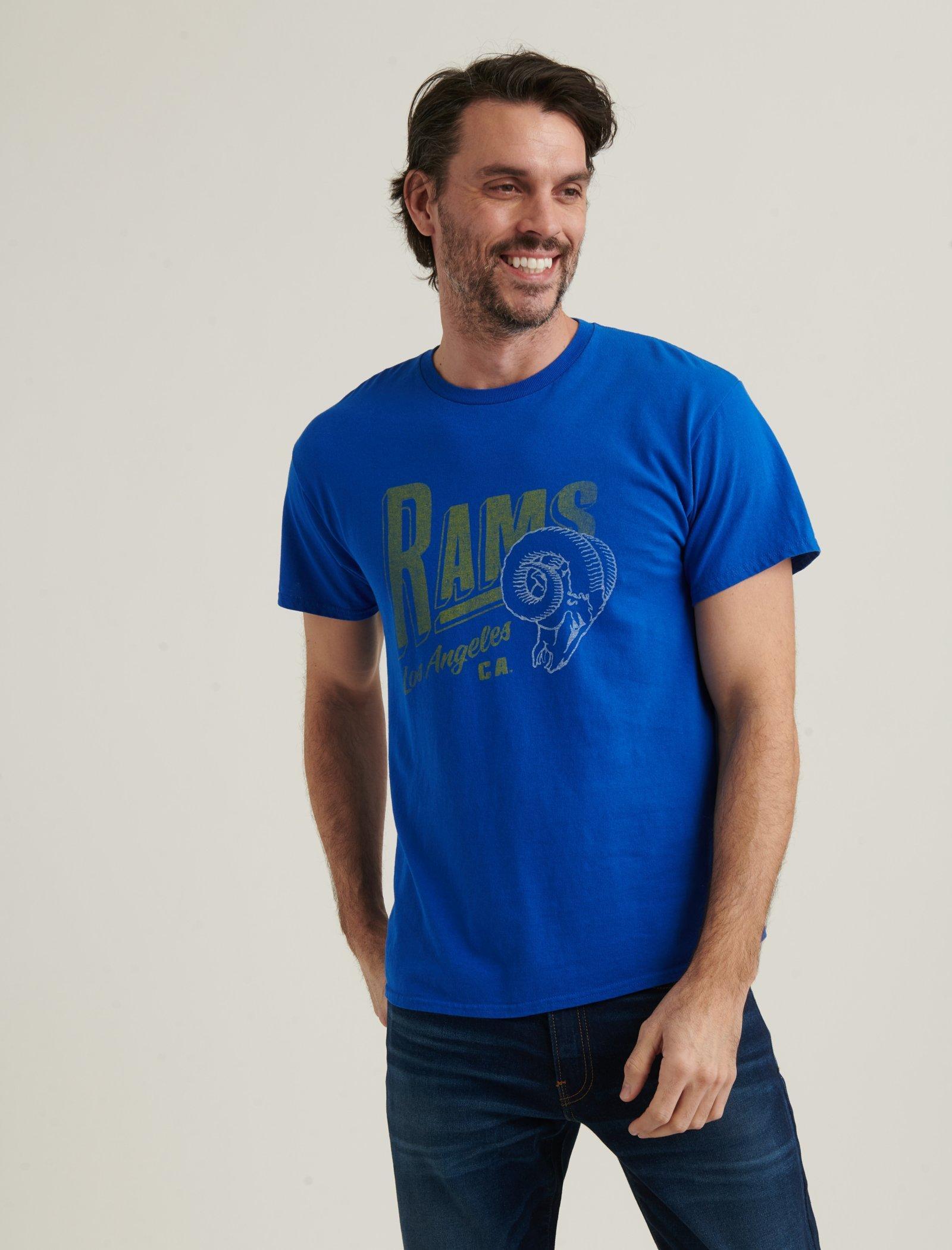 bring back the la rams t shirt