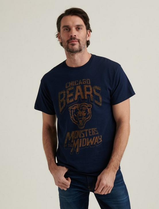 CHICAGO BEARS TEE, , productTileDesktop