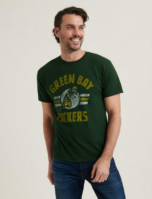 GREENBAY PACKERS TEE, JUNE BUG