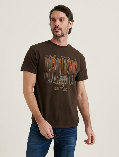 CLEVELAND BROWNS TEE, POTTING SOIL