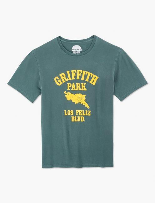 GRIFFITH PARK LOS FELIZ TEE,