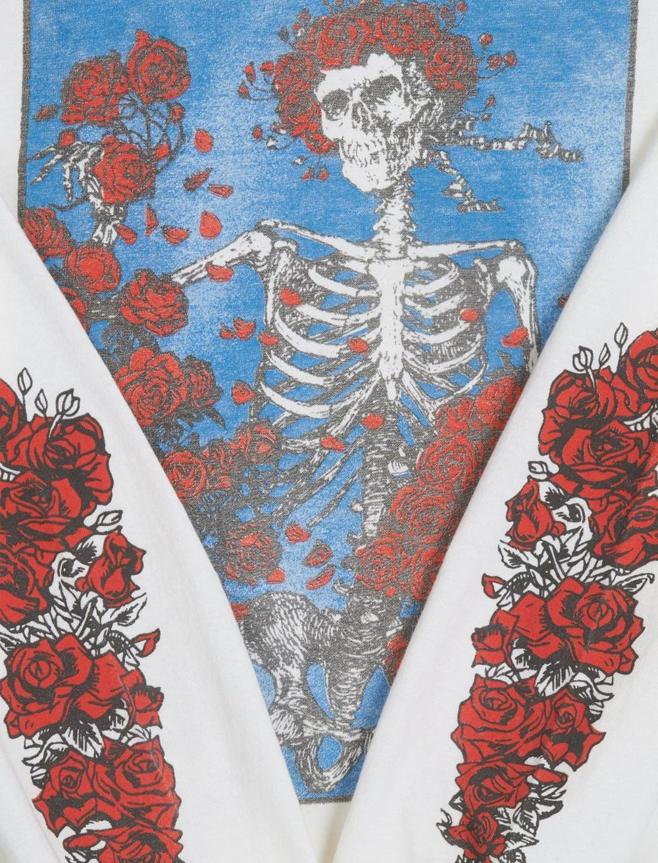 GRATEFUL DEAD SKELETON & ROSES TEE, image 2