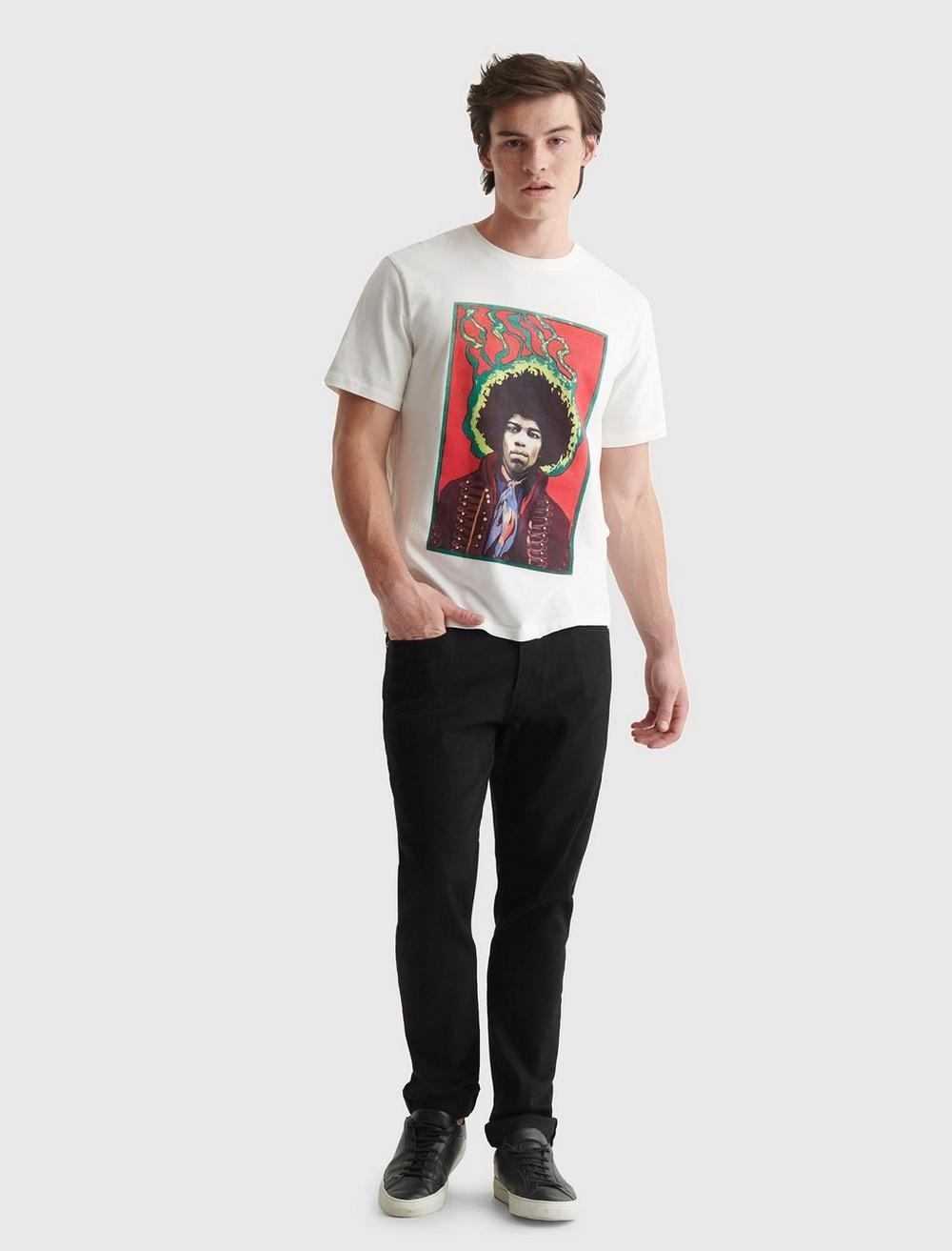 JIMI COLOR POSTER TEE, image 1