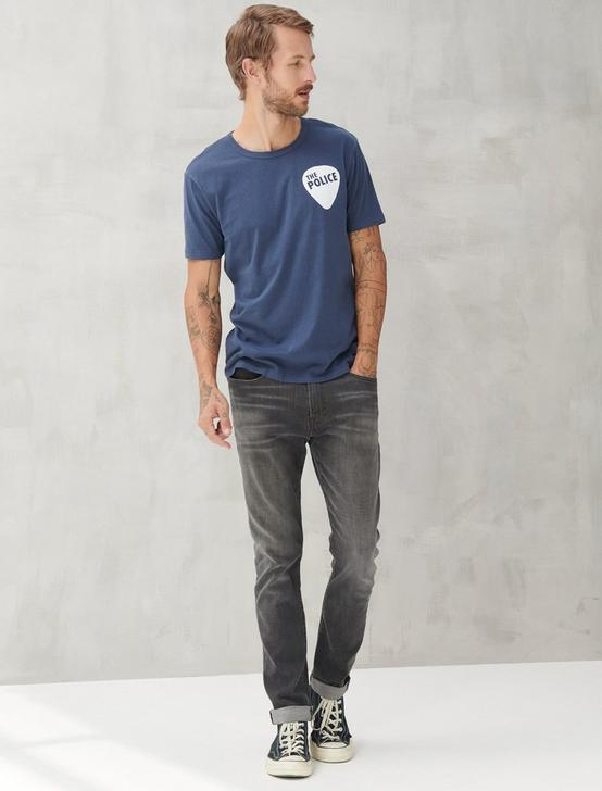 THE POLICE PICK TEE, AMERICAN NAVY, productTileDesktop