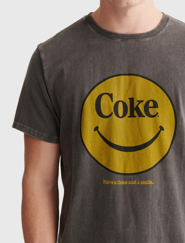 COKE SMILEY TEE, image 4