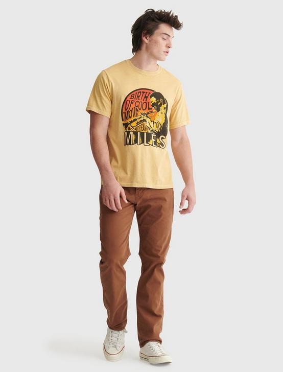 MILES DAVIS TEE, FALL LEAF, productTileDesktop