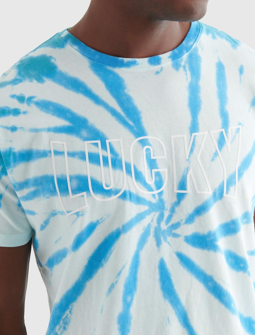 LUCKY BRANDED TEE, image 3