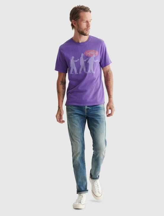 PURPLE PEOPLE TEE, PURPLE, productTileDesktop