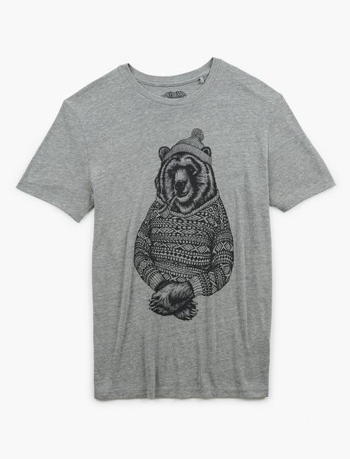 BEAR SWEATER TEE,