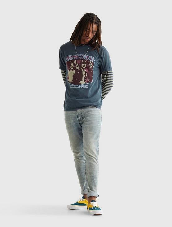 ACDC HIGHWAY TO HELL TEE, RAVEN, productTileDesktop