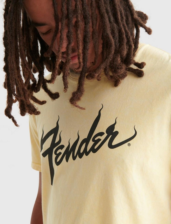 FENDER FLAME TEE, image 5