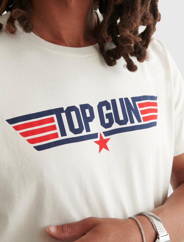TOP GUN LOGO TEE, image 5