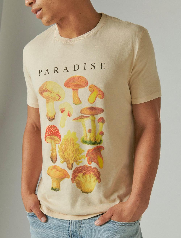MUSHROOM PARADISE TEE, image 5