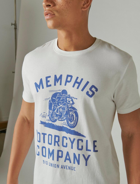 MEMPHIS MOTOR CO TEE, image 5