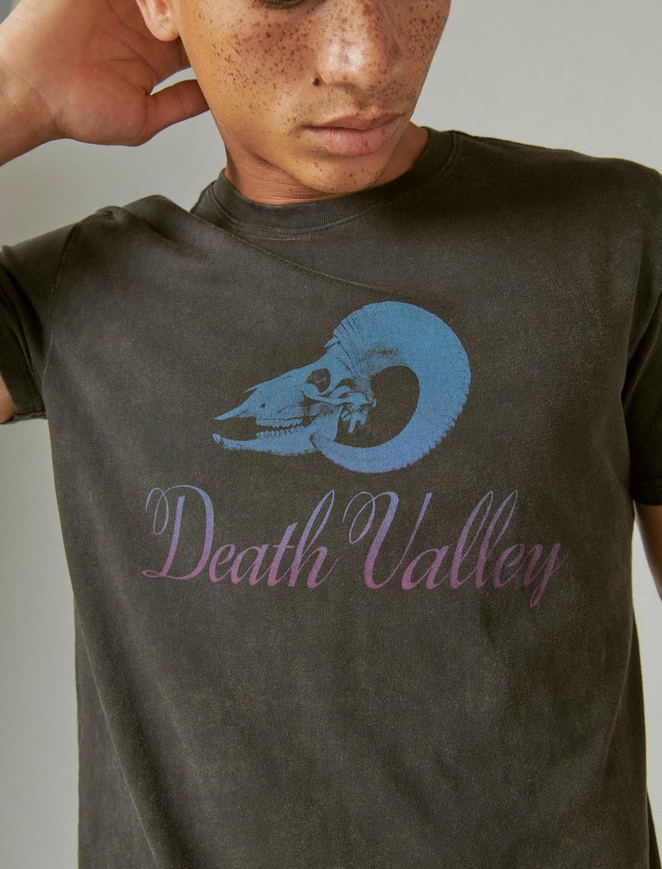 DEATH VALLEY SKULL TEE, image 5