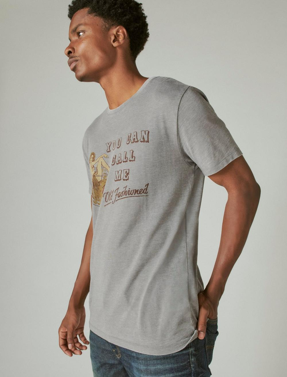 OLD FASHIONED GRAPHIC TEE, image 3