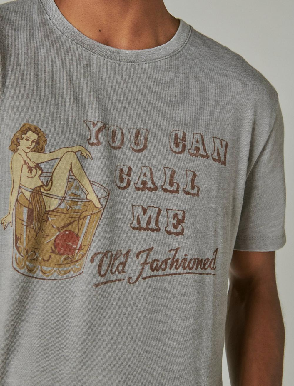 OLD FASHIONED GRAPHIC TEE, image 5