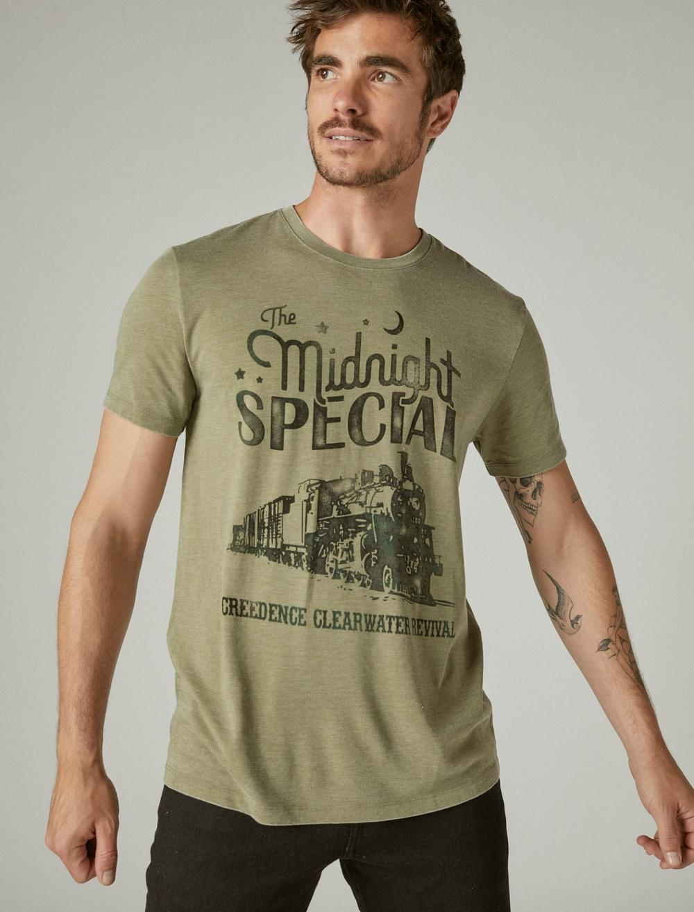 THE MIDNIGHT SPECIAL GRAPHIC TEE, image 1
