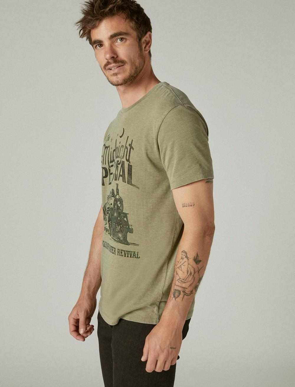 THE MIDNIGHT SPECIAL GRAPHIC TEE, image 3