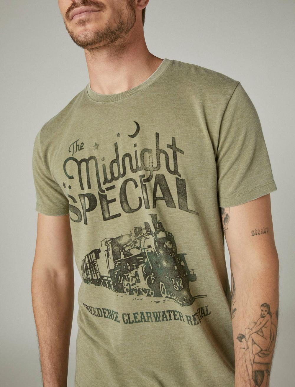 THE MIDNIGHT SPECIAL GRAPHIC TEE, image 5