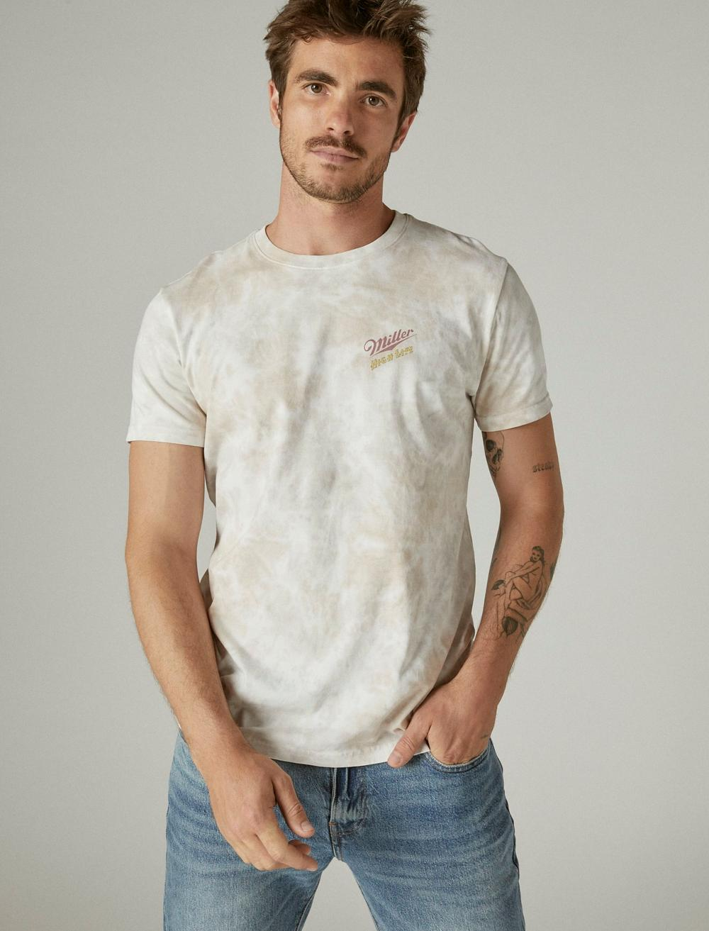 MILLER HIGH LIFE GRAPHIC TEE, image 1