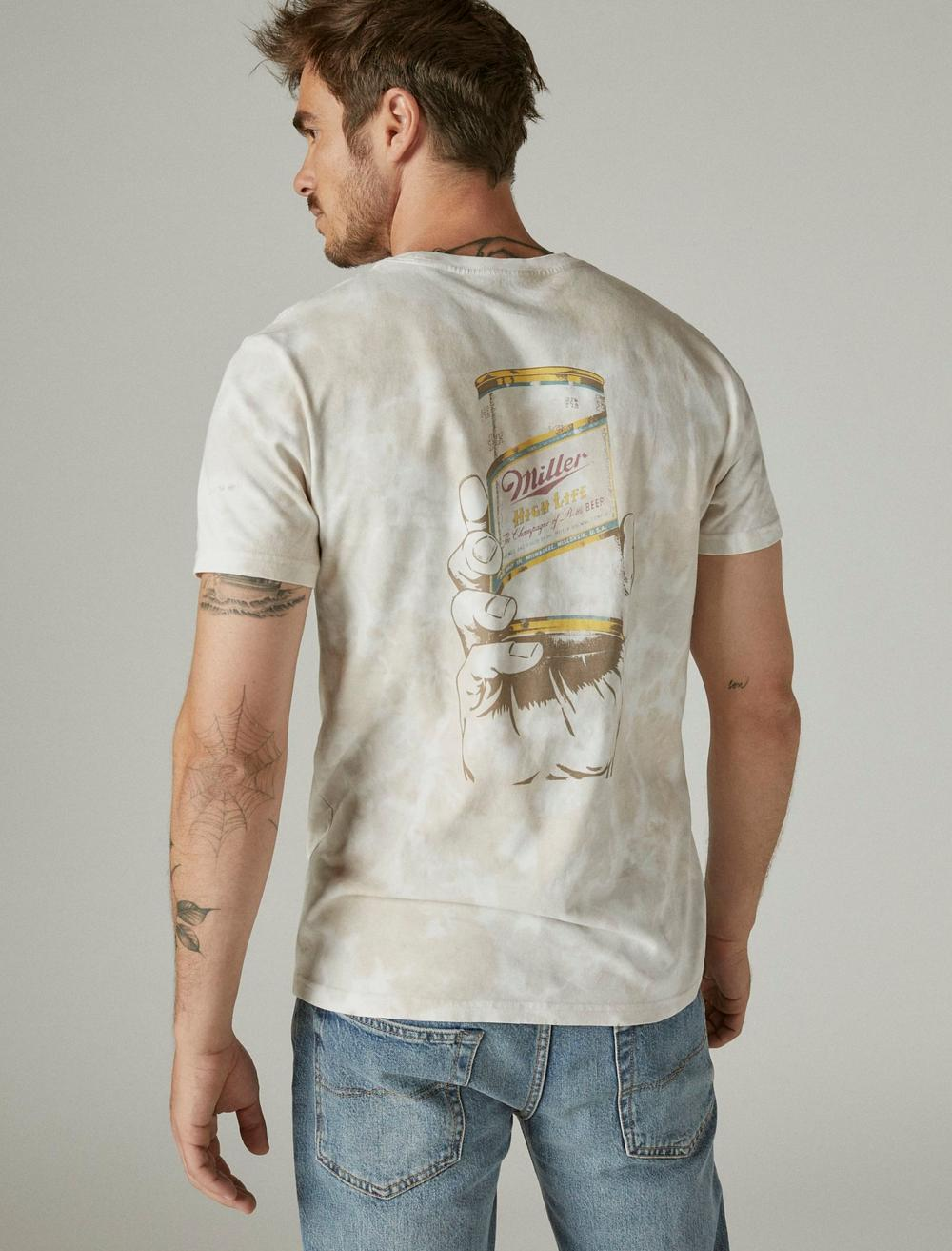 MILLER HIGH LIFE GRAPHIC TEE, image 4