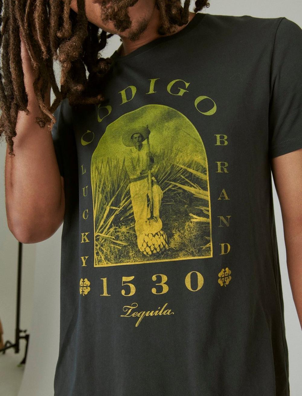 Codigo 1530 x Lucky Brand Agave Tee, image 5