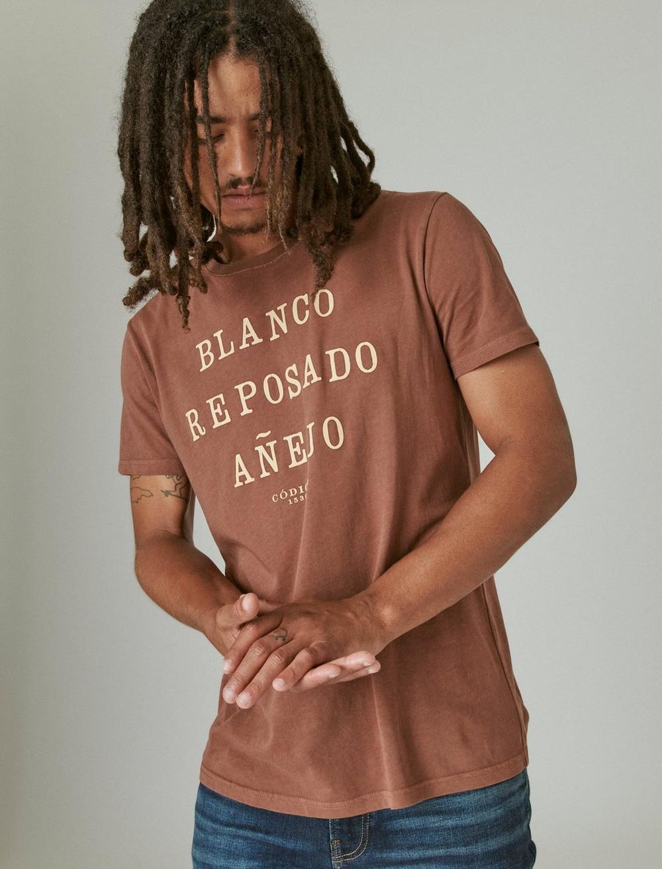Codigo 1530 x Lucky Brand Blanco Resposado Anejo Tee, image 1