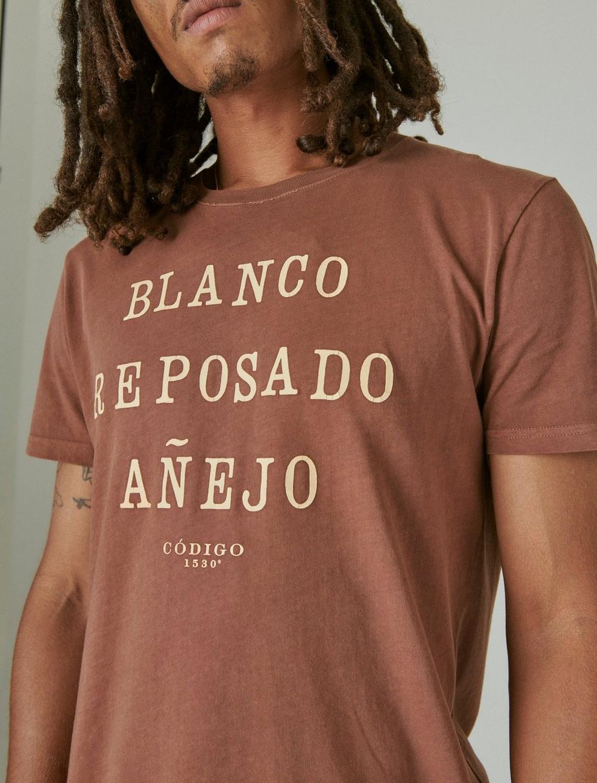Codigo 1530 x Lucky Brand Blanco Resposado Anejo Tee, image 5