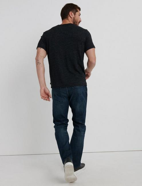 410 ATHLETIC SLIM JEAN, BRINY DEEP