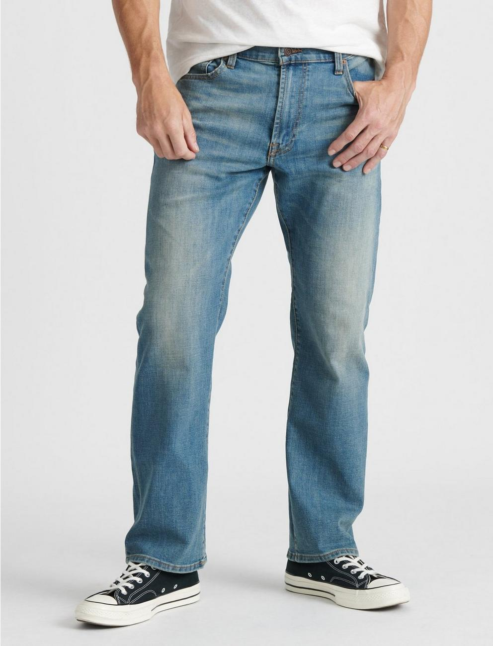 181 RELAXED STRAIGHT JEAN, ANTON