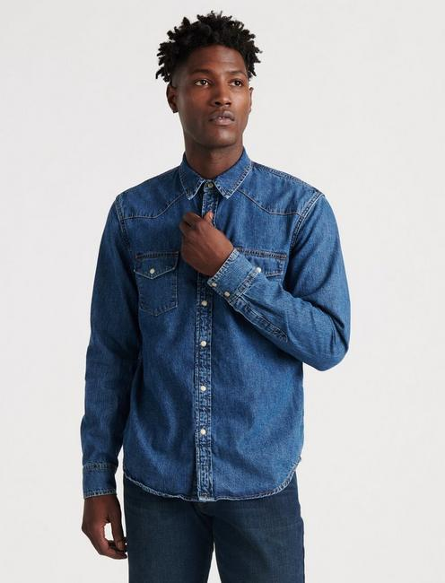 THE WESTERN SHIRT, ARNOLD