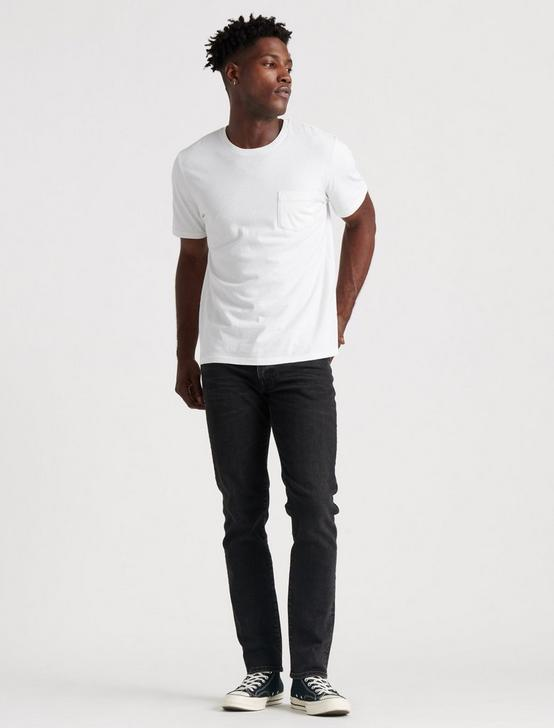 121 SLIM JEAN, BENOIT BLACK, productTileDesktop