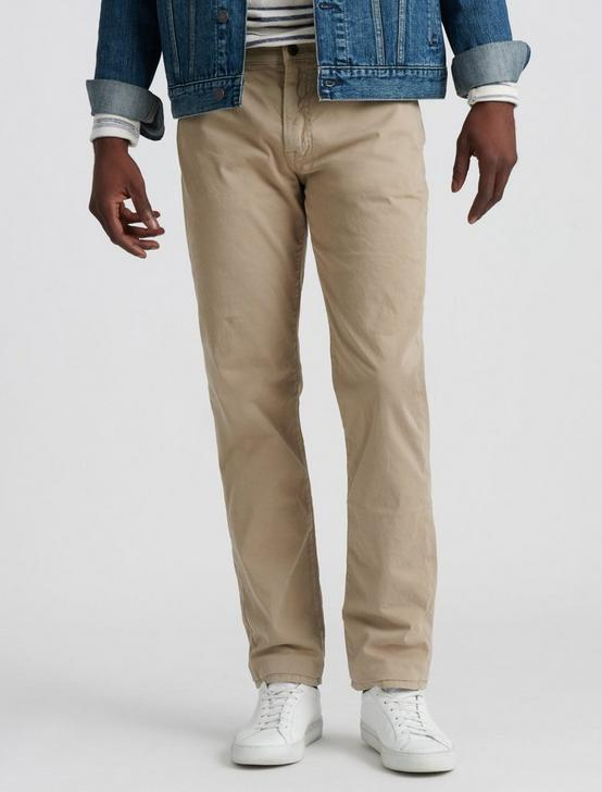 121 SLIM JEAN, SAND, productTileDesktop