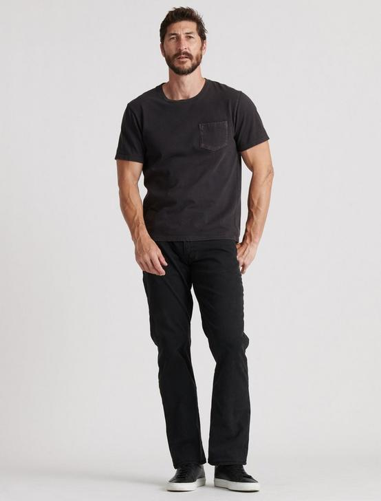 363 VINTAGE STRAIGHT JEAN, BLACK, productTileDesktop