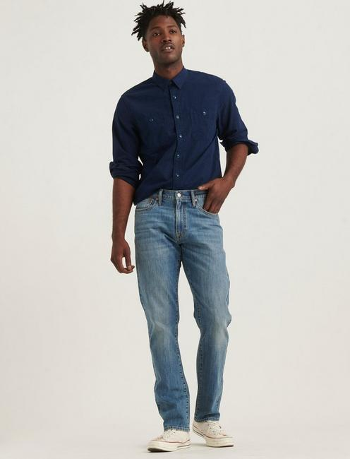 410 ATHLETIC SLIM JEAN, WALLACE