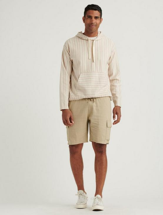 LINEN CARGO SHORT, TWILL #16-1108 TCX, productTileDesktop