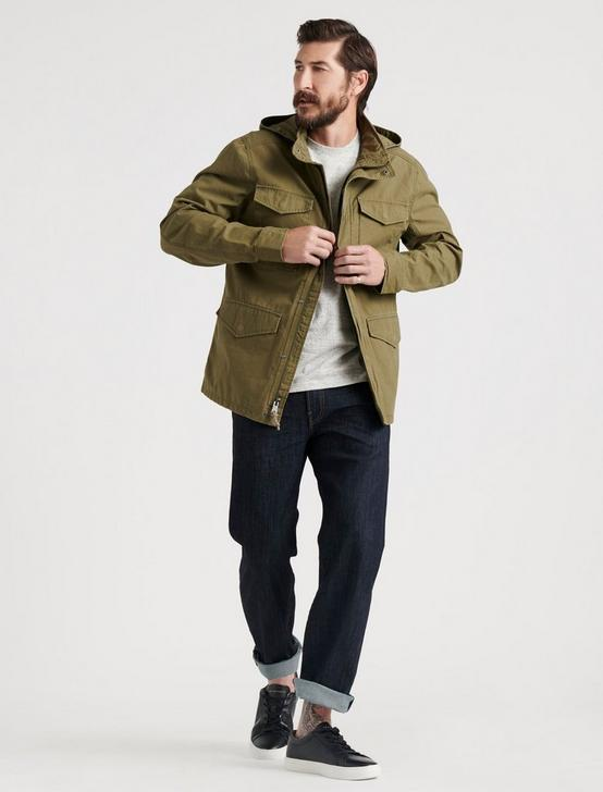 M-65 FIELD JACKET, BURNT OLIVE, productTileDesktop