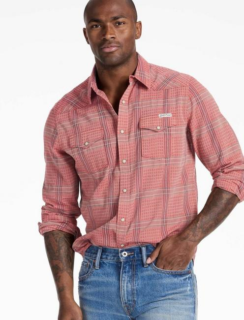 Lucky Long Sleeve San Gabriel Western Shirt