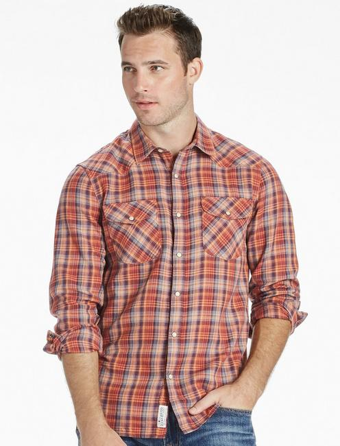 0ef0621b97 Bolinas Western Shirt