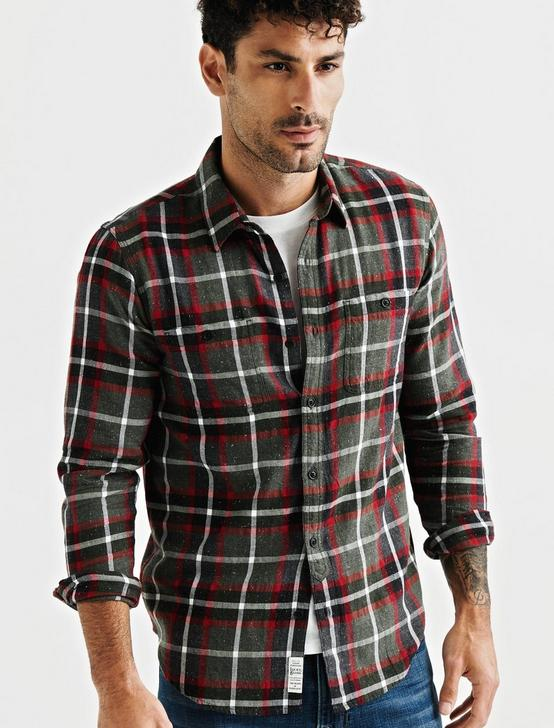 Nep Mason Workwear Shirt, DARK HEATHER GRAY, productTileDesktop