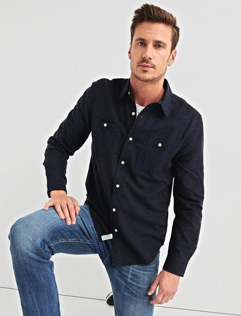 Lucky Mason Workwear Shirt
